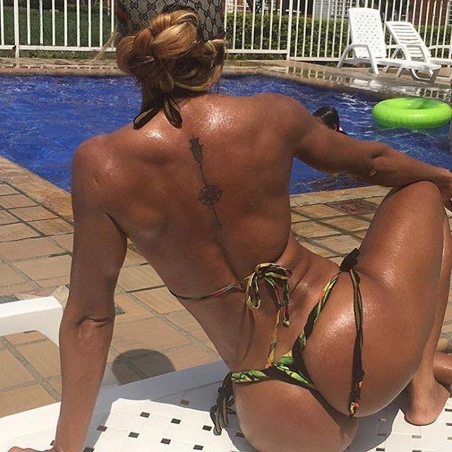 Sonia Isaza Sexy Brazilian Fitness Girl Sonia Isaza